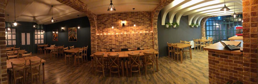 طراحی کافه و رستوران