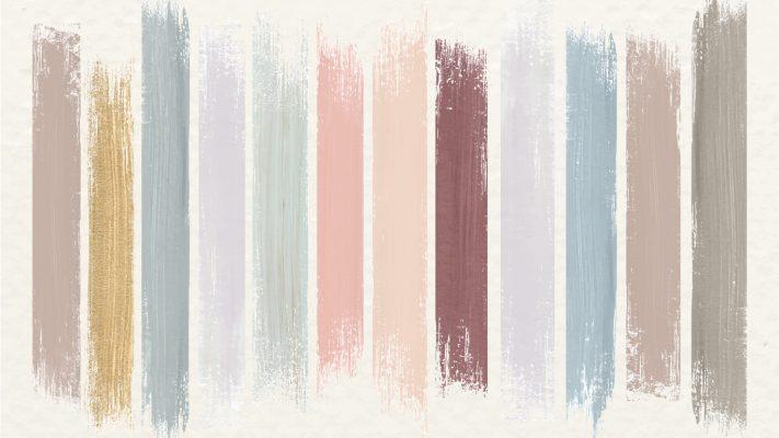 رنگ های پاستلی,طراحی خانه با رنگ پاستلی