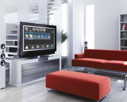 هوشمند سازی خانه مدرن
