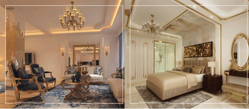 انتخاب سبک کلاسیک در دکوراسیون خانه